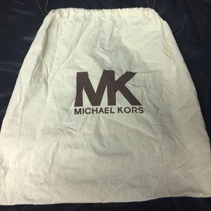 Michael Kors drawstring bag